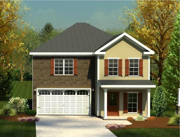 110 Milford Pines Drive, Greenwood, SC 29649 (MLS #116156) :: Premier Properties Real Estate