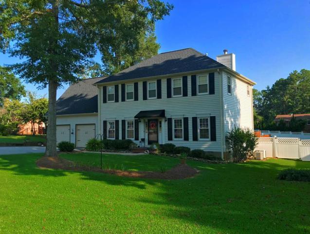 110 Chatham, Greenwood, SC 29649 (MLS #116166) :: Premier Properties Real Estate
