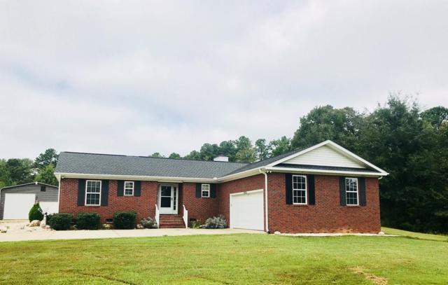536 Hwy 72 W, Abbeville, SC 29620 (MLS #116257) :: Premier Properties Real Estate