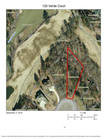 120 Verde Court, Greenwood, SC 29649 (MLS #116280) :: Premier Properties Real Estate