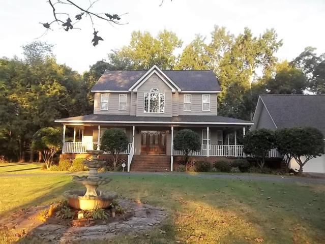 415 Willard Road, Greenwood, SC 29649 (MLS #116297) :: Premier Properties Real Estate