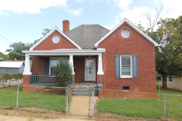 201 Allis Avenue, Ninety Six, SC 29666 (MLS #116331) :: Premier Properties Real Estate