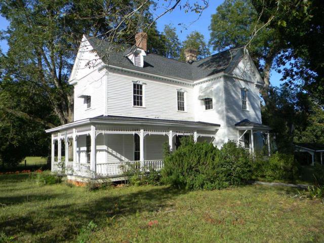 334 Main St., Lowndesville, SC 29659 (MLS #116436) :: Premier Properties Real Estate