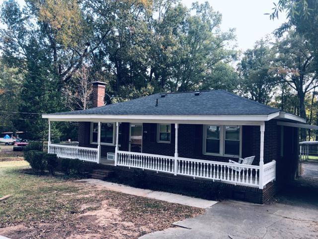 150 Pinehaven Drive, Ninety Six, SC 29666 (MLS #116492) :: Premier Properties Real Estate