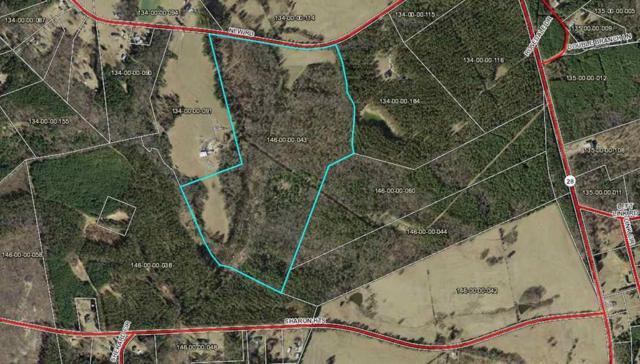 00 New Road, Abbeville, SC 29620 (MLS #116514) :: Premier Properties Real Estate