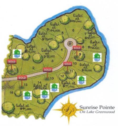 12 Proctor Circle, Waterloo, SC 29384 (MLS #116539) :: Premier Properties Real Estate