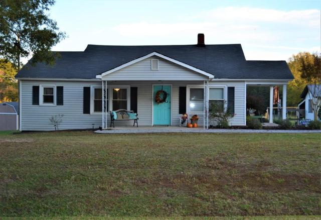 166 Mountain View Rd, Parksville, SC 29844 (MLS #116544) :: Premier Properties Real Estate