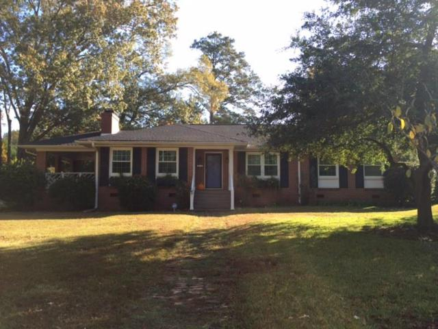 109 Ridgewood Circle, Greenwood, SC 29640 (MLS #116546) :: Premier Properties Real Estate