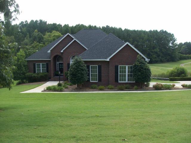 201 Gentry Run, Greenwood, SC 29649 (MLS #116574) :: Premier Properties Real Estate