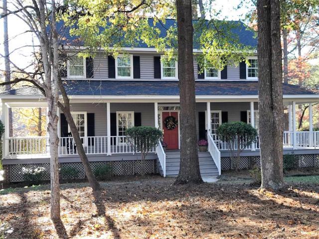 504 Gatewood Dr, Greenwood, SC 29646 (MLS #116580) :: Premier Properties Real Estate