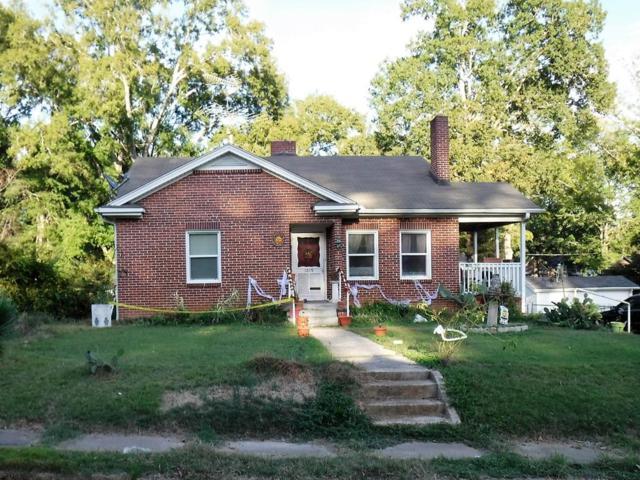1019 Highside St, Greenwood, SC 29646 (MLS #116590) :: Premier Properties Real Estate