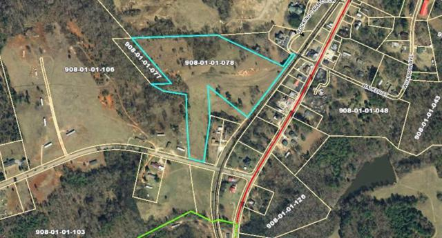00 Todd Quarter Rd., Waterloo, SC 29384 (MLS #116608) :: Premier Properties Real Estate