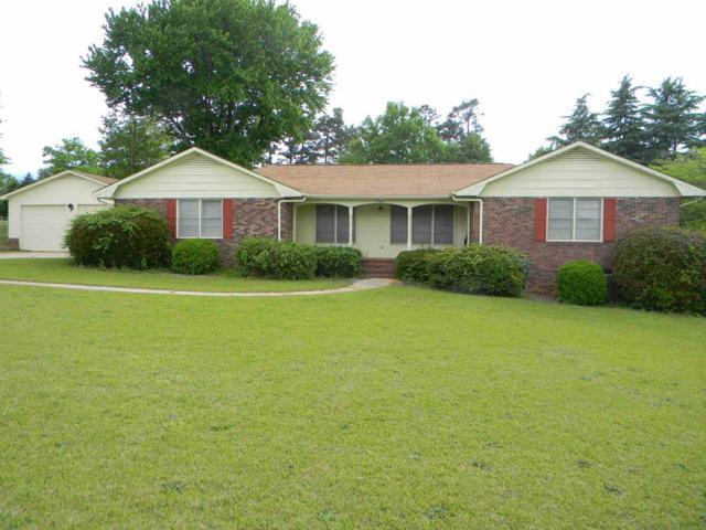 132 Oxford, Greenwood, SC 29649 (MLS #116627) :: Premier Properties Real Estate