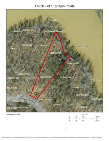 417 Terrapin Pointe Rd, Hodges, SC 29653 (MLS #116709) :: Premier Properties Real Estate