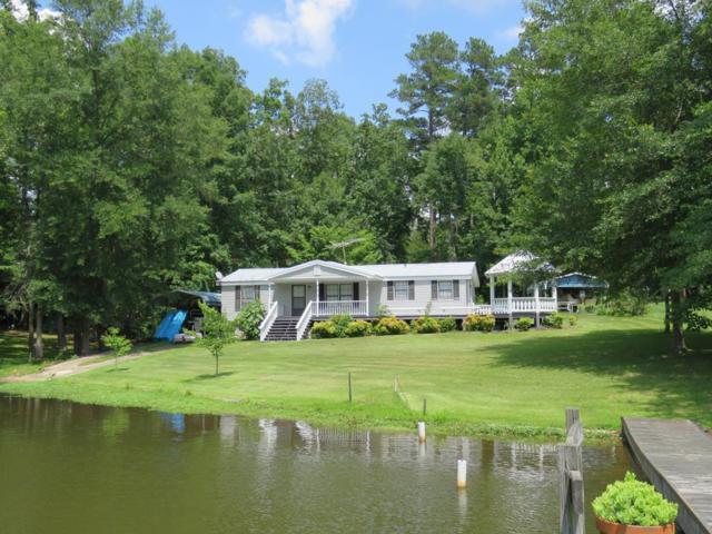 131 Woodland Way Rd, Cross Hill, SC 29332 (MLS #116734) :: Premier Properties Real Estate