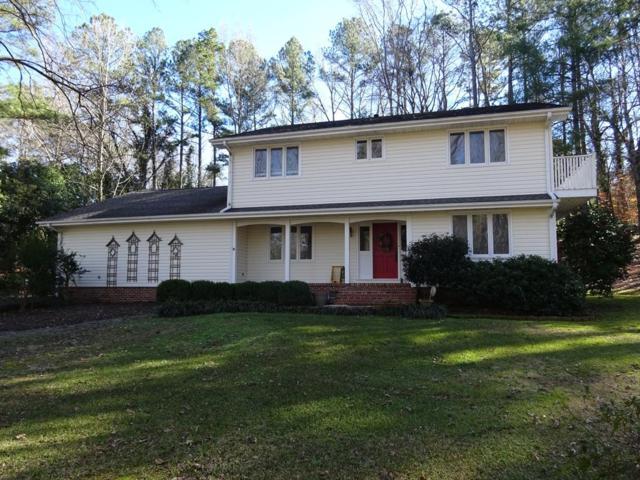 105 Foxmeadow, Greenwood, SC 29649 (MLS #116744) :: Premier Properties Real Estate