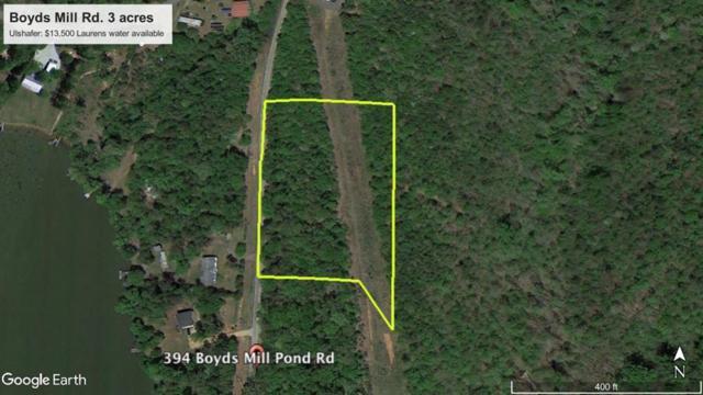 394 Boyds Mill Rd, Laurens, SC 29360 (MLS #116752) :: Premier Properties Real Estate
