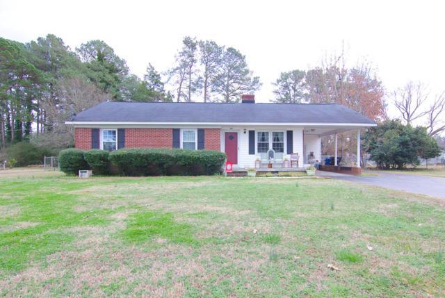 307 W Keels Rd, Hodges, SC 29653 (MLS #116760) :: Premier Properties Real Estate