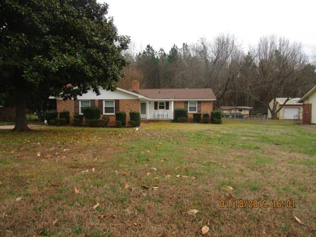 317 Pinehurst Drive, Greenwood, SC 29646 (MLS #116761) :: Premier Properties Real Estate