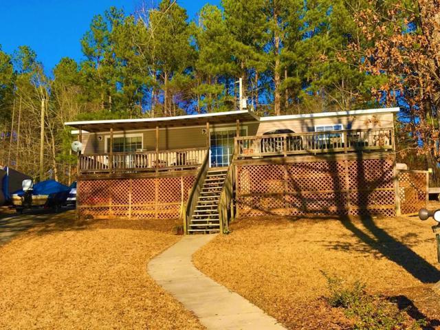 552 Critters Haven Drive, Cross Hill, SC 29332 (MLS #116765) :: Premier Properties Real Estate