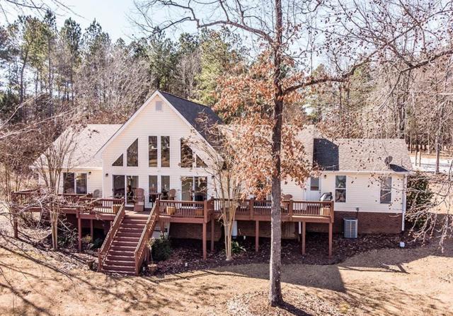 39 Cabin Cove Ct, Cross Hill, SC 29332 (MLS #116795) :: Premier Properties Real Estate