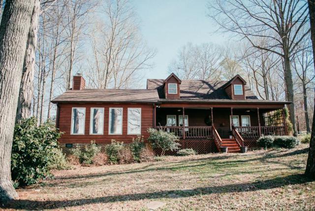 46 Lacy Road, Cross Hill, SC 29332 (MLS #116803) :: Premier Properties Real Estate