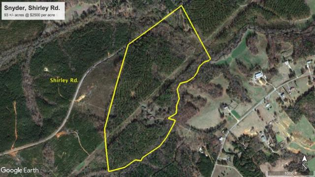 1025a Shirley Rd, Hodges, SC 29653 (MLS #116831) :: Premier Properties Real Estate
