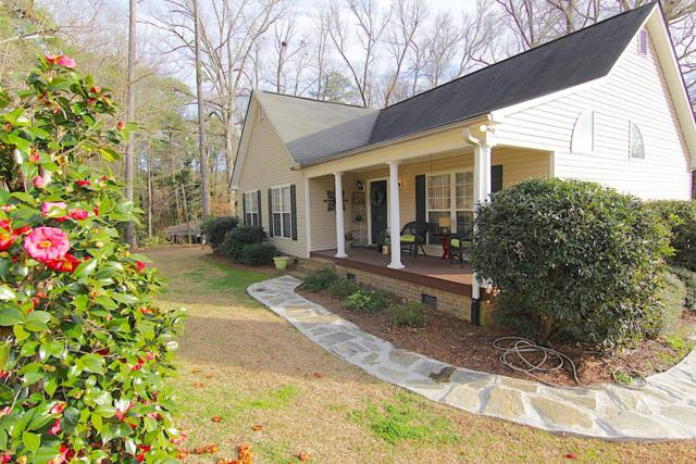 839 Sunset Drive, Greenwood, SC 29646 (MLS #116875) :: Premier Properties Real Estate