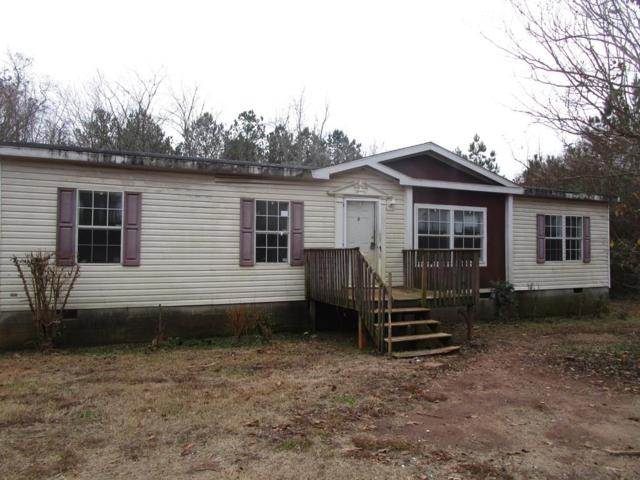131 Maddox Rd, Ware Shoals, SC 29692 (MLS #116889) :: Premier Properties Real Estate