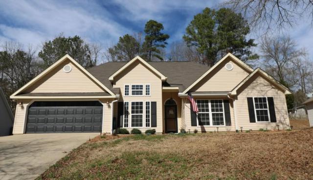 205 Winding Creek Drive, Greenwood, SC 29649 (MLS #116892) :: Premier Properties Real Estate