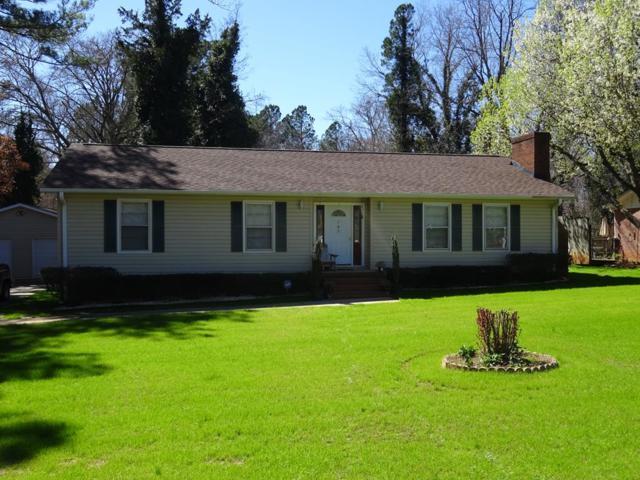 107 Orchard, Greenwood, SC 29649 (MLS #116973) :: Premier Properties Real Estate