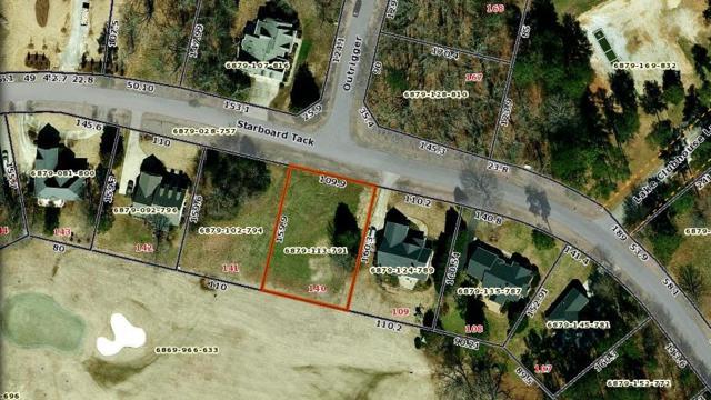 319 Starboard Tack, Greenwood, SC 29649 (MLS #116976) :: Premier Properties Real Estate