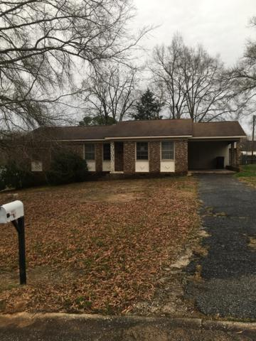 113 Moore St, Abbeville, SC 29620 (MLS #116990) :: Premier Properties Real Estate