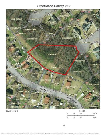 108 S Pennington Ln, Greenwood, SC 29649 (MLS #117017) :: Premier Properties Real Estate