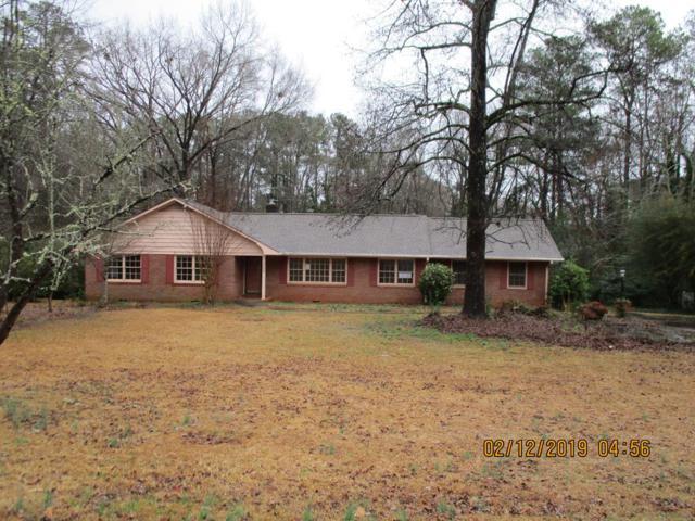 122 Highland Dr, Greenwood, SC 29649 (MLS #117038) :: Premier Properties Real Estate