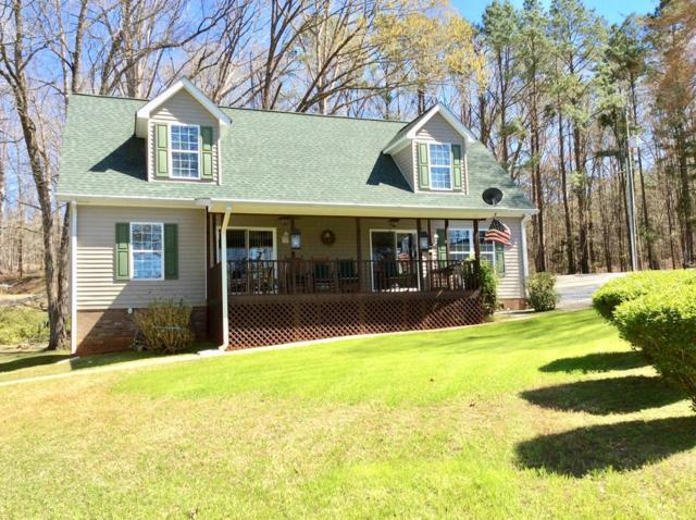 308 S Lake Forest Drive, Cross Hill, SC 29332 (MLS #117066) :: Premier Properties Real Estate