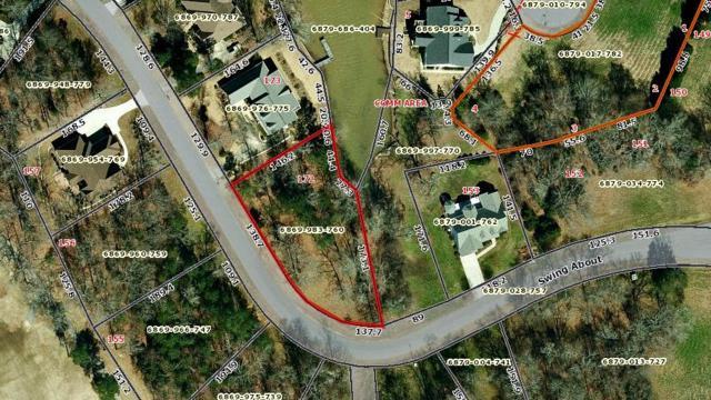 Lot 172 Swing About, Greenwood, SC 29649 (MLS #117089) :: Premier Properties Real Estate