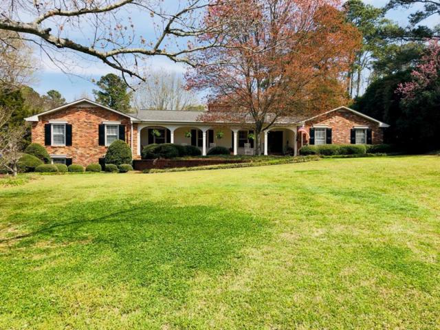 163 Rutledge Road, Greenwood, SC 29649 (MLS #117107) :: Premier Properties Real Estate
