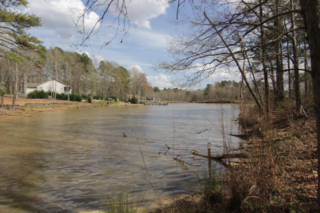45 W Commodore Drive, Cross Hill, SC 29332 (MLS #117120) :: Premier Properties Real Estate