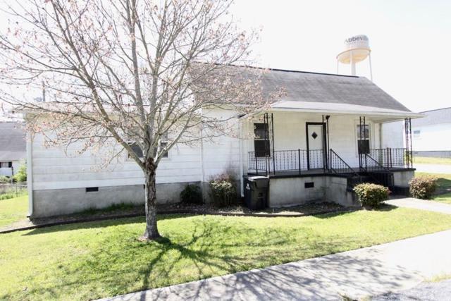 111 Railroad, Abbeville, SC 29620 (MLS #117130) :: Premier Properties Real Estate