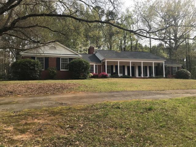 112 Partridge Rd., Greenwood, SC 29649 (MLS #117140) :: Premier Properties Real Estate
