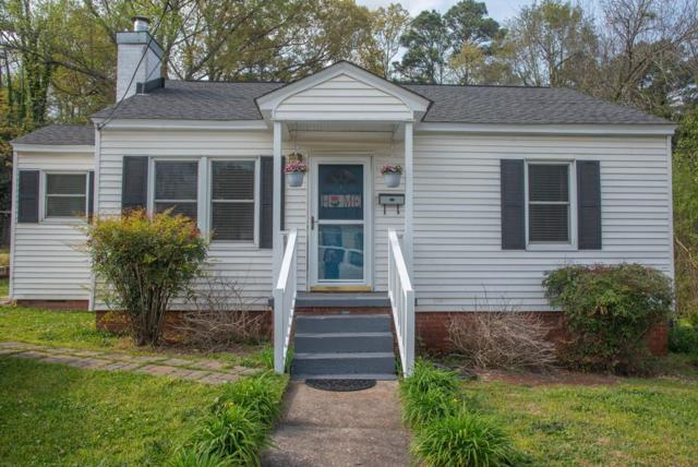 115 Calhoun Street, Abbeville, SC 29620 (MLS #117148) :: Premier Properties Real Estate