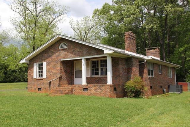 209 Marshall Avenue, Abbeville, SC 29620 (MLS #117224) :: Premier Properties Real Estate