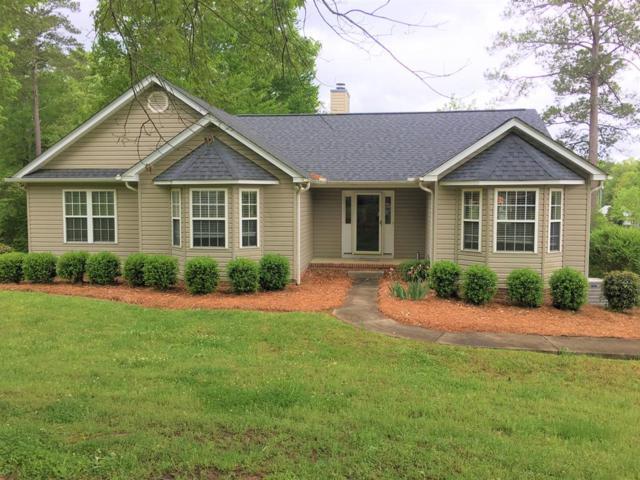 201 Driftwood Drive, Greenwood, SC 29649 (MLS #117226) :: Premier Properties Real Estate
