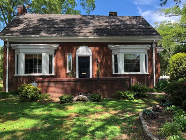407 Jennings Ave., Greenwood, SC 29649 (MLS #117227) :: Premier Properties Real Estate