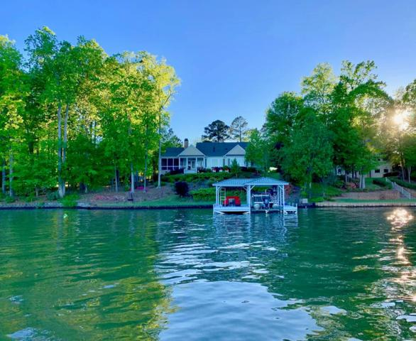 206 Starboard Tack, Greenwood, SC 29649 (MLS #117229) :: Premier Properties Real Estate