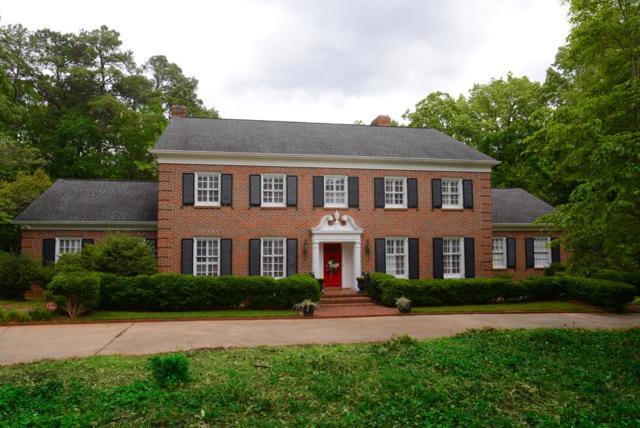 705 E Henrietta, Greenwood, SC 29649 (MLS #117252) :: Premier Properties Real Estate