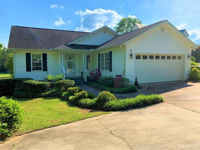 1007 Ridgewood Drive, Waterloo, SC 29384 (MLS #117273) :: Premier Properties Real Estate