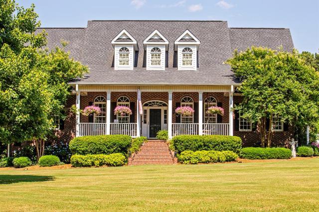 100 Ferry Cove Road, Greenwood, SC 29649 (MLS #117428) :: Premier Properties Real Estate