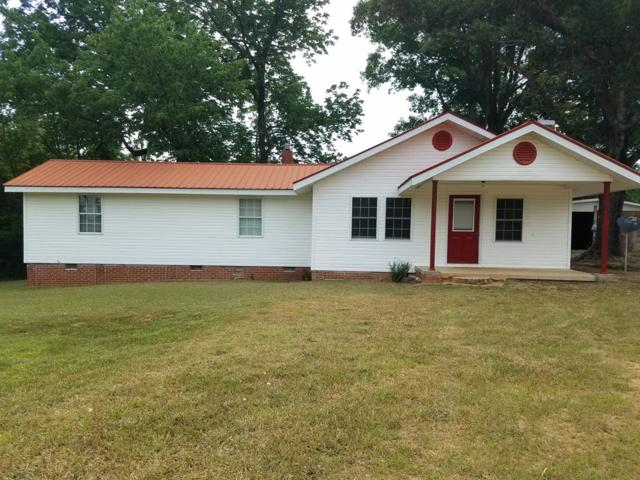 16442 Highway 72, Cross Hill, SC 29332 (MLS #117512) :: Premier Properties Real Estate